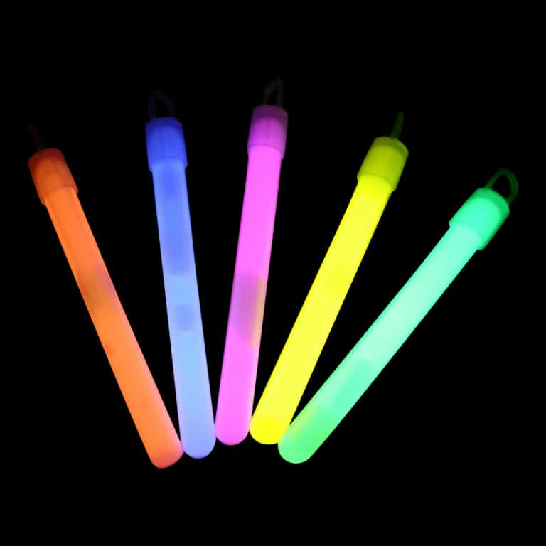 4 inch 10mm Glow Stick Pendants