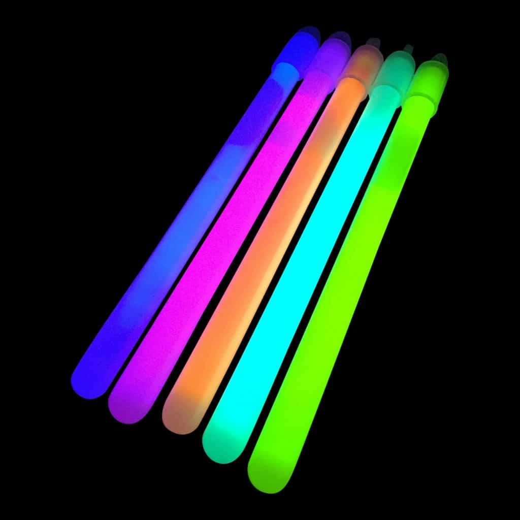 6 inch Regular (10mm) Glow Stick | Cheap Glow Sticks ...