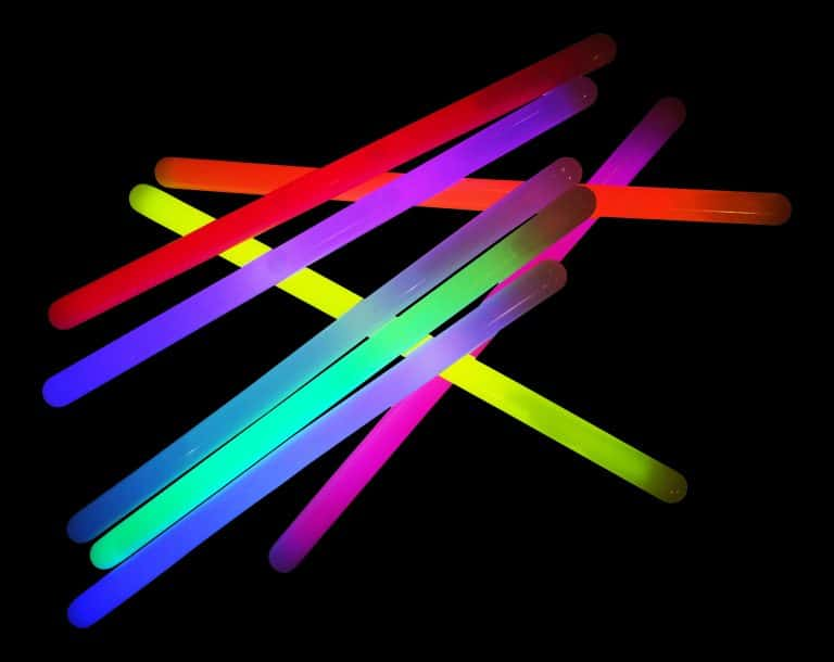 12 inch Mega Glow Sticks