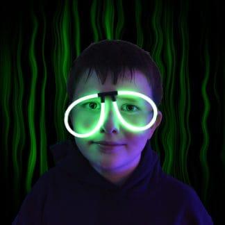 glow stick novelty glasses