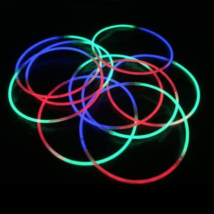 22 inch glow in the dark necklaces