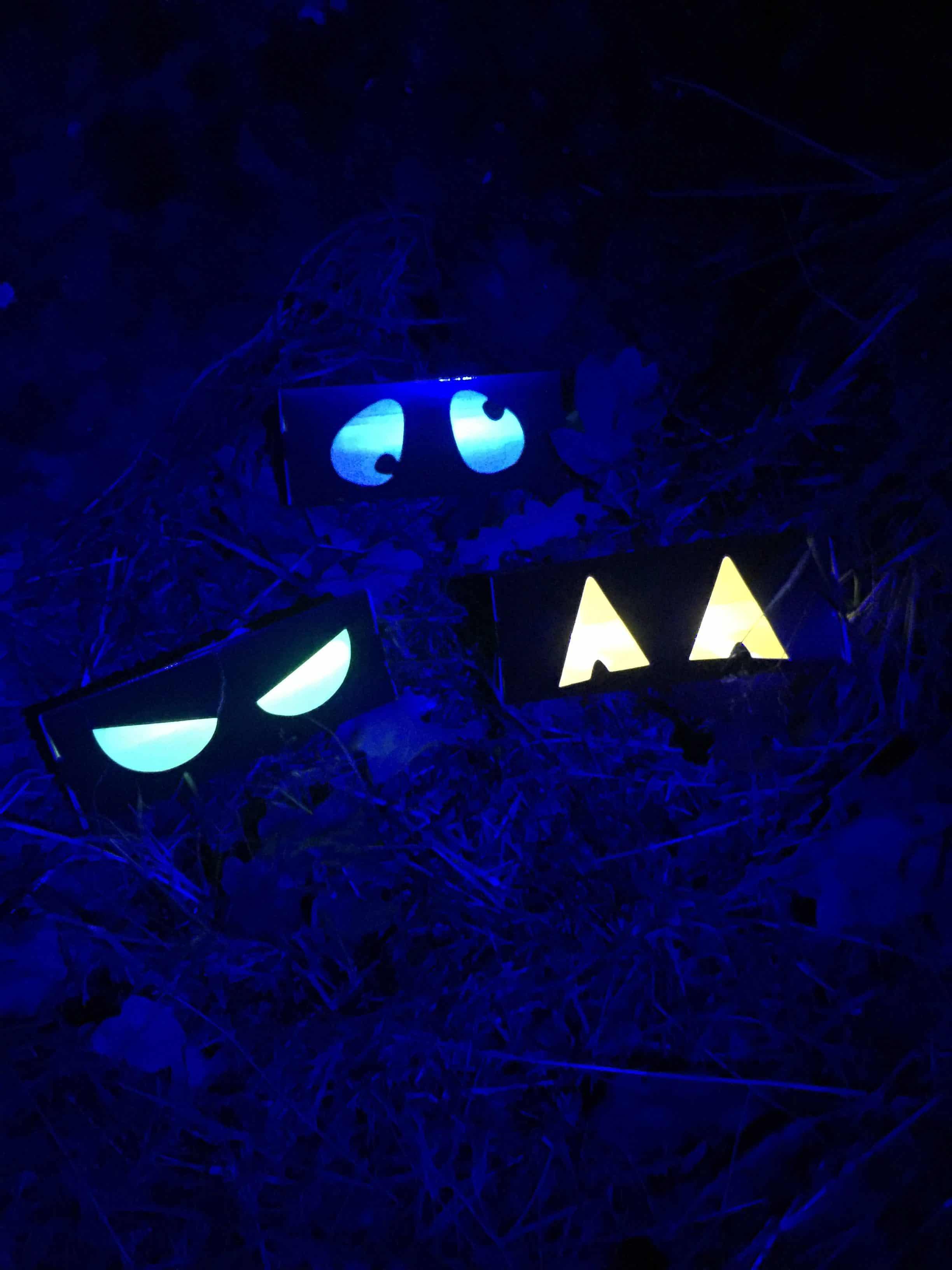 Halloween Spooky Eyes