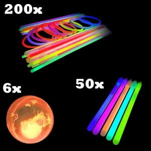 Outdoor Games Glow Stick Pack