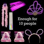 Hen Party Glow Stick Pack