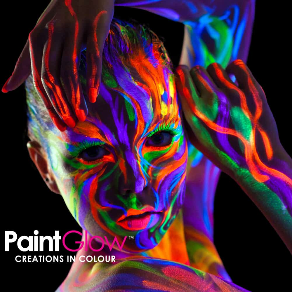 Neon UV and Glow Paint