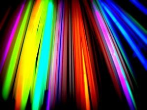 can you recharge a glow stick
