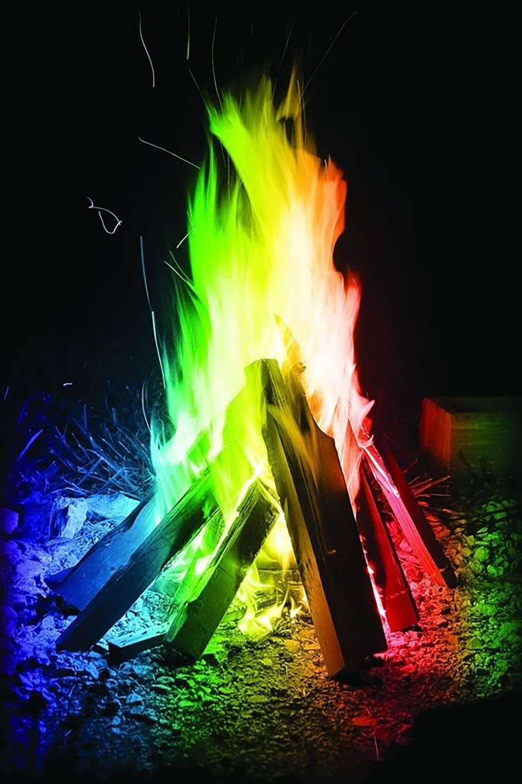 Mystical Fire Glowtopia