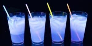 Glow in the Dark Gin