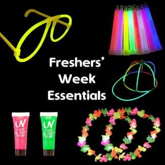 Freshers Glow in the Dark Present Idea