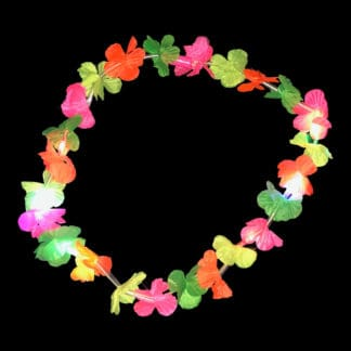 Light Up Hawaiian Lei
