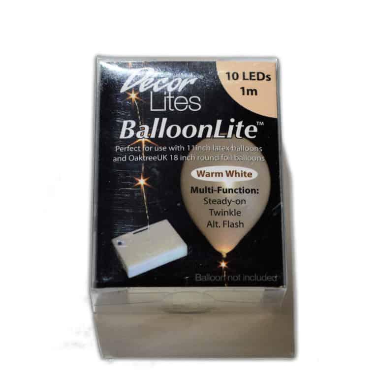 String LED Lights for balloons