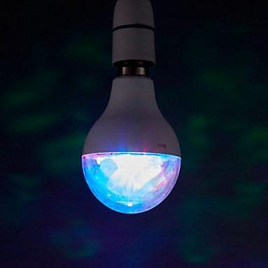 LED Light Up Disco Bulb