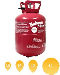 Helium Canister 30