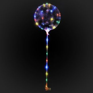 Party Balloon LED Light Chain Multi Coloured