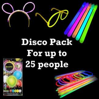 Disco Glow Pack