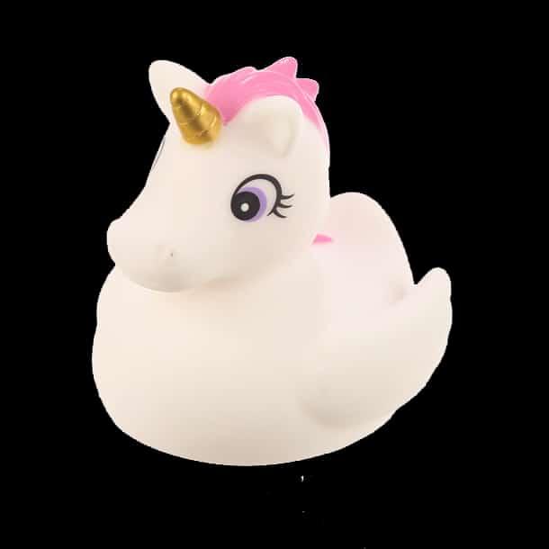 Unicorn Light Up Bathtime Toy Glowtopia
