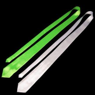 Neon Coloured UV Tie
