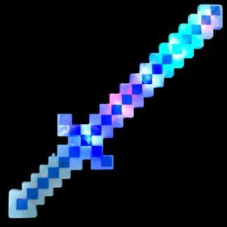 Light Up LED Pixel Sword