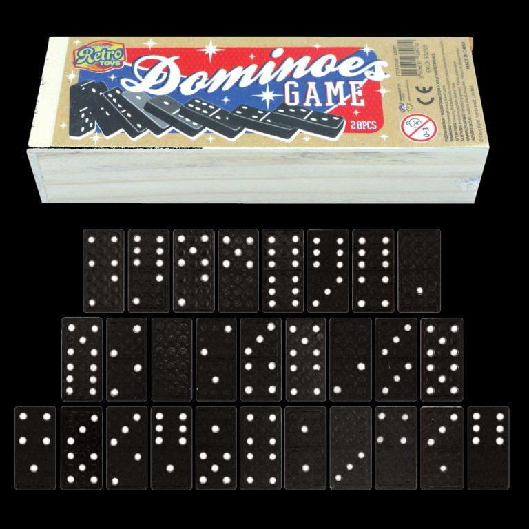 Kids Dominoes Game