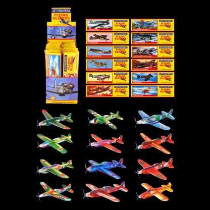 Plane Glider Toy 12 Designs