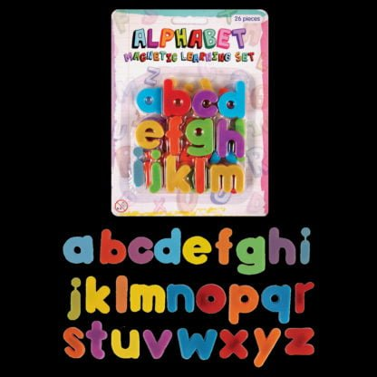 Magnetic Fridge Letters Set