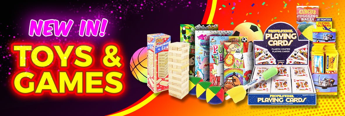 Childrens Toys and Games