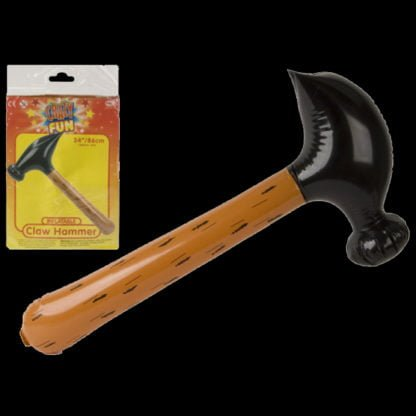 Inflatable Claw Hammer