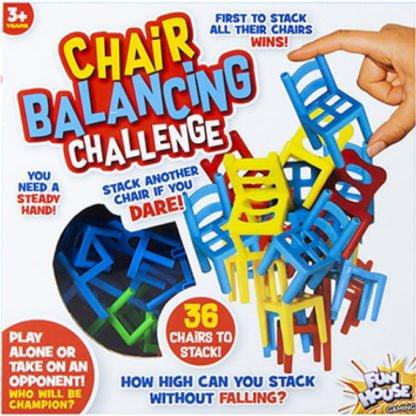 Balancing Chair Challenge
