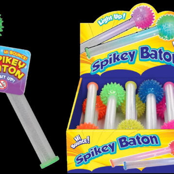 Sensory Light Up Baton