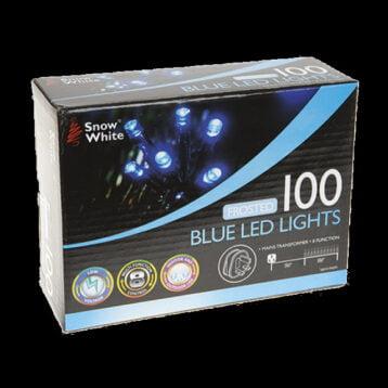 Blue LED Fairy Lights