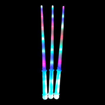 LED Light Up Rainbow Sword
