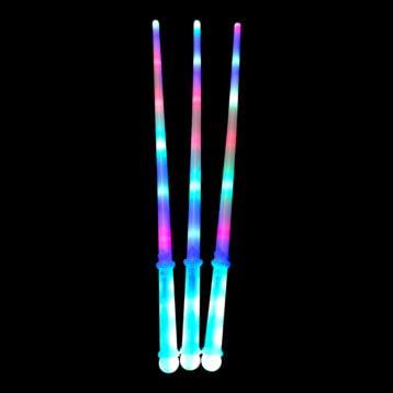 LED Light Up Rainbow Sword