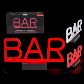 Light Up Bar Sign