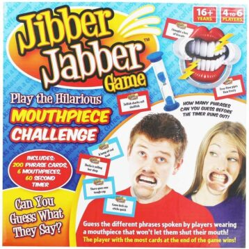 Mouthpiece Challenge Game