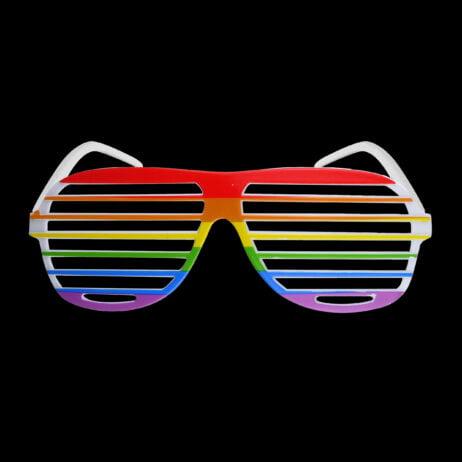 Pride Shutter Glasses